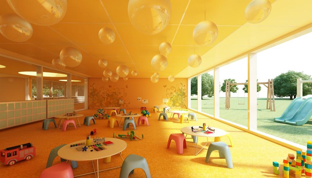 Desinfección en guarderías y escuelas infantiles