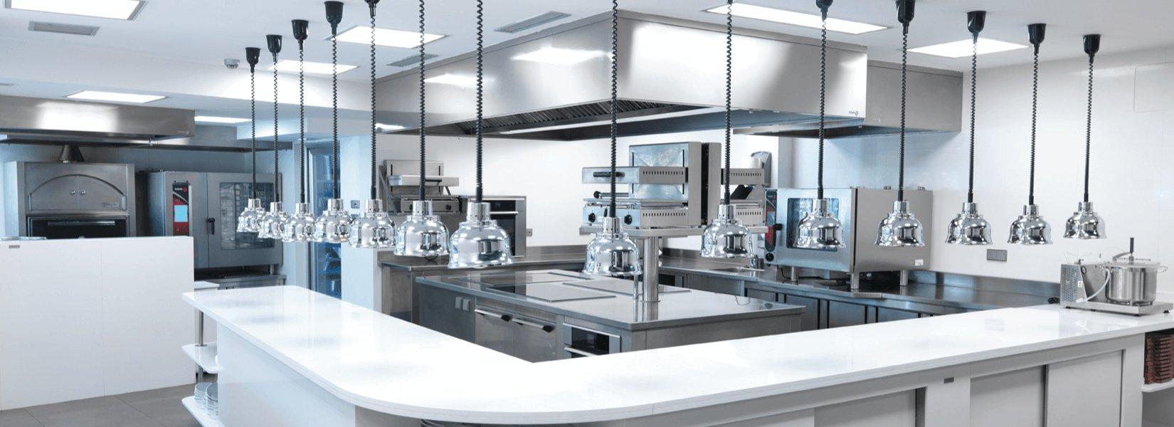Limpieza de sistemas de extracción de humos en cocinas industriales